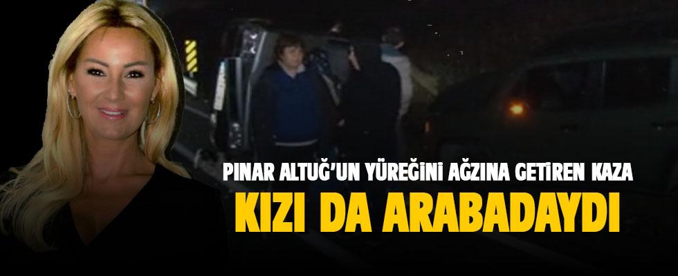 Ünlü oyuncu Yağmur Atacan kaza yaptı; köylüler yolu trafiğe kapattı