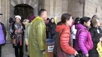 TÜRKIYE SEYAHAT ACENTALARı BIRLIĞI - Uzak Doğuluların Mevlana'ya İlgisi Artıyor