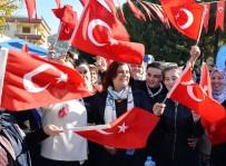 YENIKÖY - Yeniköy'ün 30 Yıllık Su Sorununu Çözen Başkan Çerçioğlu'na Büyük İlgi