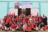 TOPTANCI HALİ - Yerli Malı Haftası'nı Halde Kutladılar
