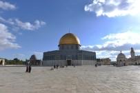 OSMANLı İMPARATORLUĞU - Yeşilyurt Belediyesinden Kudüs'e Tarihi Ziyaret