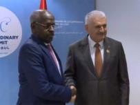 CIBUTI - Yıldırım, Cibuti Başbakanı Muhammed İle Görüştü