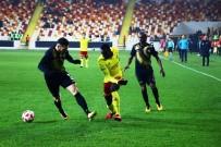 DIALLO - Ziraat Türkiye Kupası Açıklaması Evkur Yeni Malatyaspor Açıklaması 1 - Osmanlıspor Açıklaması 1 (Maç Sonucu)