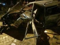 17 Yaşındaki Gencin Hayatını Kaybettiği Kazanın Görüntüleri Ortaya Çıktı