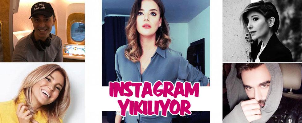 Instagram'da Ünlüler 14.12.2017