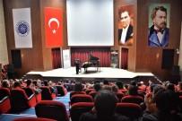 GEVREK - 3. Gülsin Onay Piyano Günleri Genç Yetenek Salih Can Gevrek'i Ağırladı