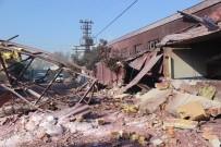 5 Kişinin Ölmüştü Açıklaması Patlamanın Sebebi 'Yorgun Kazan'