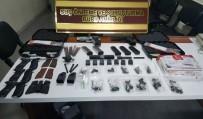 EMNIYET MÜDÜRLÜĞÜ - ABD'den Gelen Kargonun İçinden Silah Parçaları Çıktı Açıklaması 3 Gözaltı