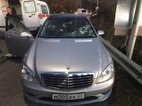 ABHAZYA - Abhazya'da Ünlü İş Adamına Suikast