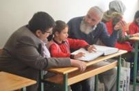 İSMAIL AYDıN - Afyonkarahisar Gençlik Merkezi Gönüllüleri Engelli Kur'an Kursu'nu Ziyaret Etti
