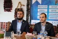 BİLGİ YARIŞMASI - AGD Başkan Yardımcısı Öztopaloğlu Basın Mensuplarıyla Bir Araya Geldi