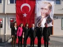 HASAN AKGÜN - Akalan Atatürk İlkokulu'nun Açılışı Başkan Akgün'ün Katılımıyla Yapıldı