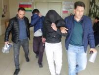 Aksaray'da İş Yerini Soyan 2 Şüpheli Tutuklandı