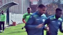 SIVASSPOR - Alanyaspor'da Sivasspor Mesaisi Başladı