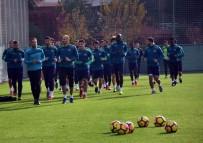SIVASSPOR - Alanyaspor, Sivasspor Maçı Hazırlıklarına Başladı
