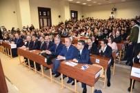 MEHMET KARACA - 'Alternatif Uyuşmazlık Çözüm Yolları' Marmara Üniversitesi'nde Konuşuldu
