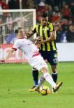 BARıŞ ŞIMŞEK - Antalyaspor'da Nasri İlk Yarıyı Kapattı