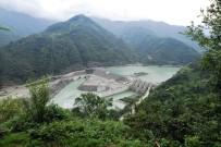 DERİNER BARAJI - Artvin'deki Barajlar Türkiye'nin Enerji Deposu