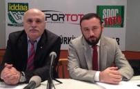 AKİF ÇAĞATAY KILIÇ - Avukat Kürşat Ergün Açıklaması 'Güreş Federasyonu Acilen Mahkemenin Kararını Uygulamalı'