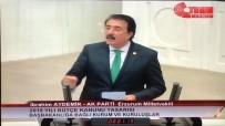 TÜRK DIL KURUMU - Aydemir Ak Parti Grubu Adına Konuştu