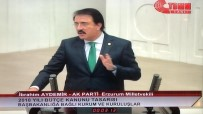 VATANSEVER - Aydemir'den TBMM'de Erzurum Tarifi