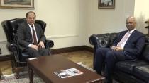 SINGAPUR - Başbakan Yardımcısı Akdağ, Büyükelçi Selverajah'ı Kabul Etti