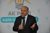 YEREL YÖNETİMLER - Başbakan Yardımcısı Işık, AK Parti İl Teşkilatıyla Buluştu