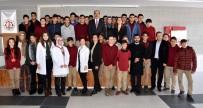 UĞUR İBRAHIM ALTAY - Başkan Altay Açıklaması 'Geleceğin Büyük Türkiye'sini Sizler İnşa Edeceksiniz'
