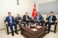 GÜNEYDOĞU ANADOLU BÖLGESİ - Başkan Atilla Açıklaması 'Diyarbakır Turizmini Geliştirecek Projeler Yapıyoruz'