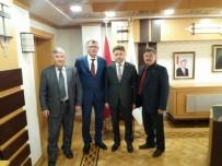 ENERJİ BAKANLIĞI - Başkan Duymuş'un Ankara Temasları