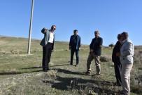 GÖKHAN KARAÇOBAN - Başkan Karaçoban'dan Çalışmalara Yerinde İnceleme