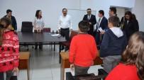 KOMPOZISYON - Başkan Uysal, Çocuk Meclisi İlk Toplantısına Katıldı