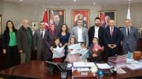 RESİM YARIŞMASI - Başkan Yemenici Öğrencilere Ödül Verdi