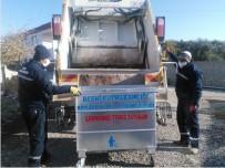 AHMET GENCER - Besni'de 27 Köye 225 Adet Çöp Konteynırı Dağıtıldı