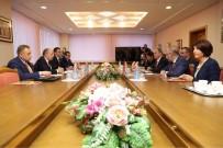 BELARUS - Bilim Ve Sanayi Bakanı Özlü, Belarus'ta Temaslarını Sürdürüyor
