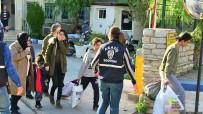 SURİYE - Bodrum'da Yakalanan Suriyeliler Bölgelerine Gönderildi