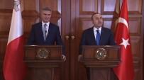 FÜZE SAVUNMA SİSTEMİ - Çavuşoğlu Açıklaması S-400 Bu Hafta İmzalanabilir
