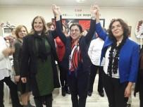 TUR YıLDıZ BIÇER - CHP Alaşehir'de Ayşe Musal Güven Tazeledi