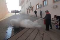 Cizre Devlet Hastanesinde Gerçeği Aratmayan Tatbikat