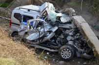 Çocuk Sürücü Kaza Yaptı Açıklaması 2 Ölü
