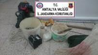 KAPAKLı - Demre'de Kaçak Kazıya Suçüstü Açıklaması 6 Gözaltı