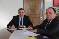 DENETİMLİ SERBESTLİK - Develi'de 'Kamu Yararına Ücretsiz Çalışma Ve İşbirliği Protokolü' İmzalandı