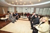 SADIK AHMET - Dr. Sadık Ahmet'in Eşinden Doğan'a Ziyaret