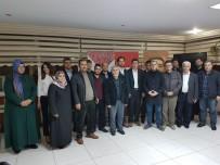 MEHMET AKBAŞ - Edremit Memur-Sen'e Bağlı Sendikaların Yöneticileri Bir Araya Geldi