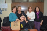 ÜNİVERSİTE MEZUNU - Efeler Belediyesi'nden Engelli Ailelere Hediye