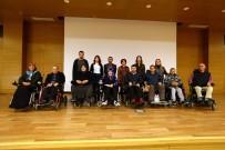 ENGELLİ VATANDAŞ - Engelli Vatandaşların Sertifika Heyecanı