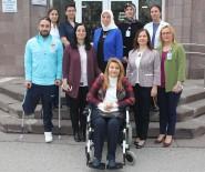 BENNUR KARABURUN - Engellilere Sağlıklı Üreme Anlatıldı