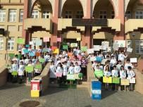 EĞİTİM ÖĞRETİM YILI - Ergene Vadisi İlkokulu Yeşil Bayrak Yolunda