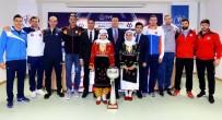 HÜSEYIN KOÇ - Erkekler Kupa Voley Finali Şanlıurfa'da Yapılıyor