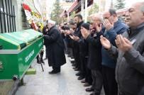 MAHMUD SAMI RAMAZANOĞLU - Eskişehirspor'un Eski Oyuncusu Son Yolculuğuna Uğurlandı